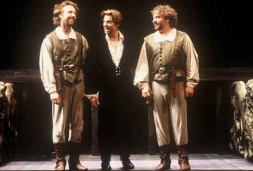 Rosencrantz and Guildenstern are Dead , produced by ACT San Francisco